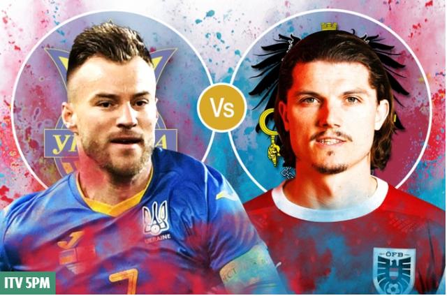 """Euro 2020 në 2021/ Përballje """"titanësh"""", Ukraina dhe"""