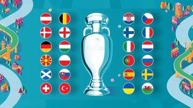 Sondazhi në SHQIP: Cili ekip mendoni se fiton kampionatin europian, EURO