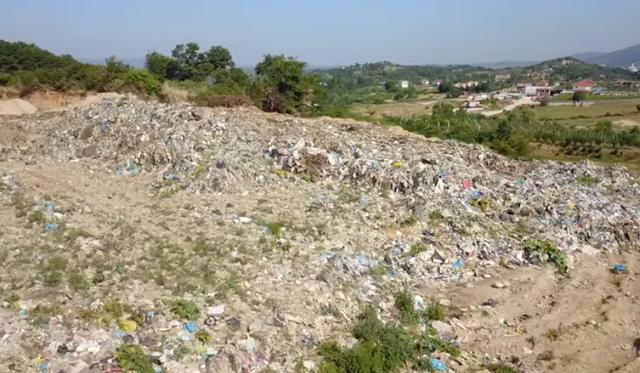 Kruja pranë katastrofës mjedisore, mbetjet urbane hidhen në