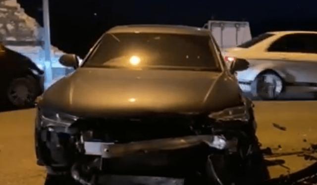 """Shoferja e """"Audi-t"""" humb kontrollin dhe del nga rruga, dërgohet"""