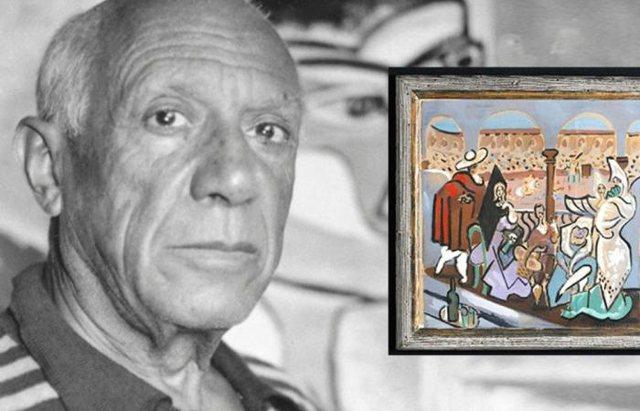50 vite e fshehur në dollap, shitet piktura e Picassos, blerësi  e