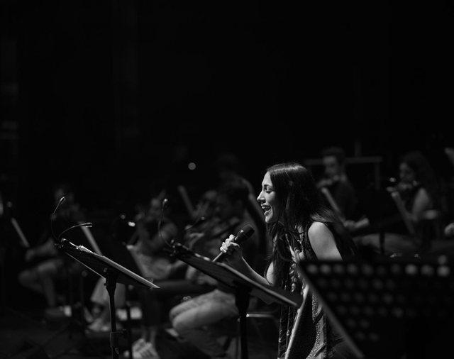 """Elhaida Dani e ftuar në skenën e """"Musicall"""" të"""
