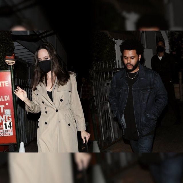 Shtohen dyshimet për një romancë mes tyre! Angelina Jolie kapet