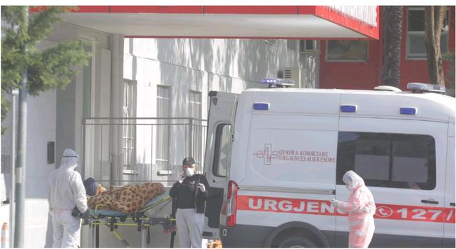 124 të infektuar nga COVID dhe 5 persona në Spital, ministria: Rriten