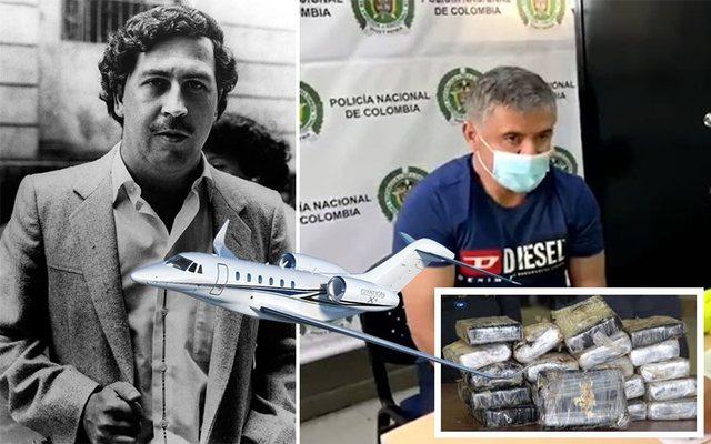 "Profili! Agim Cerma, ""Pablo Eskobari"" shqiptar me avion privat,"