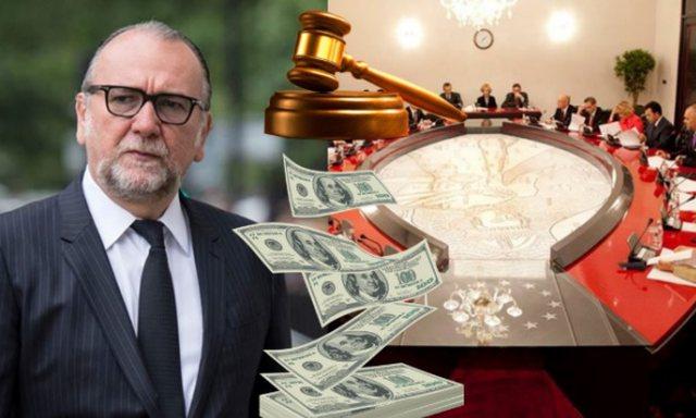 Humbja e gjyqit/ 110 mln euro nga arbitrazhi me Becchettin, Denaj : Do ta
