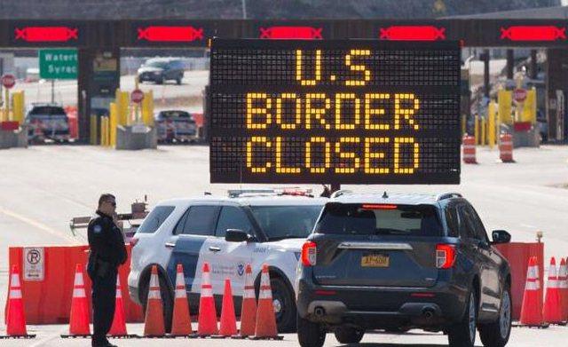 Shkak përhapja e Covid-19, SHBA zgjat mbylljen e pjesshme të kufirit