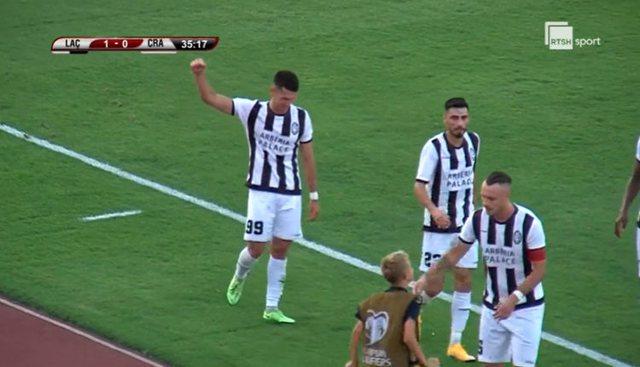 Laçi krenon futbollin shqiptar në Europë! Mposhtin Craiova-n