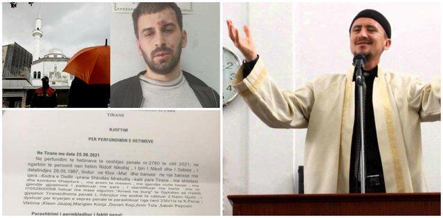 Plagosi me thikë 5 veta te xhamia në Tiranë /Prokurori fal