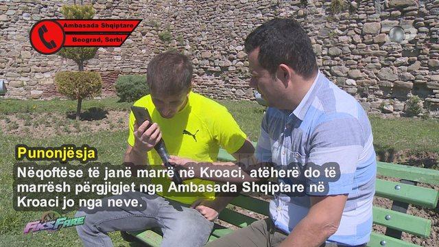 """""""Policët kroatë më rrahën 30 minuta"""". Qytetari"""