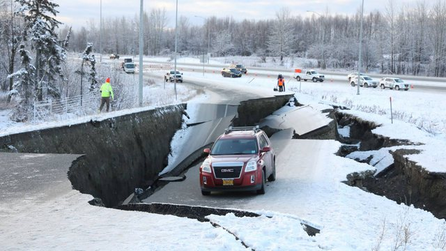 VIDEO/ Tërmeti shkund Alaskën, pamjet e pabesueshme dhe paniku te