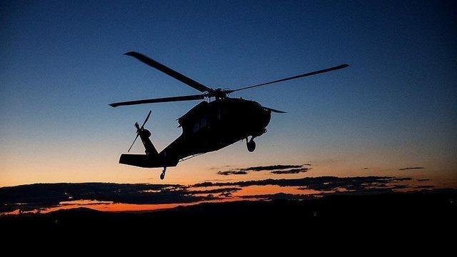 Rrëzohet helikopteri, 5 të vdekur