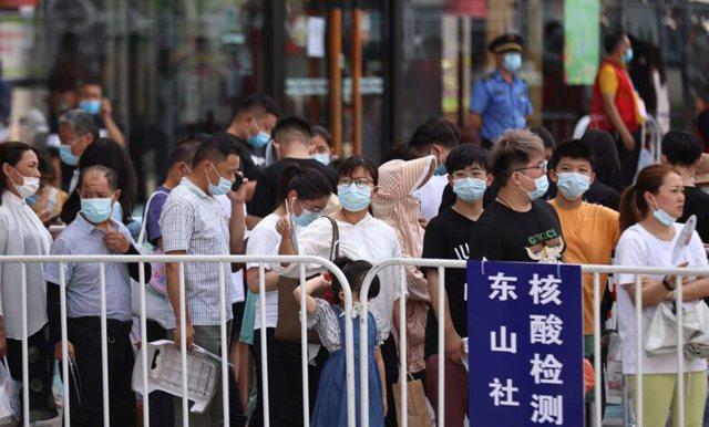 """""""Infektimi më i madh pas Wuhanit"""",shpërthen sërish"""