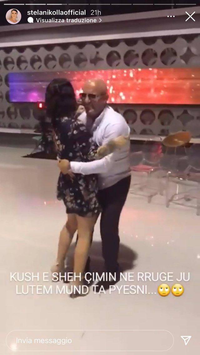 """Ndahet çifti i """"Për'puthen +40""""/ Stela flet"""