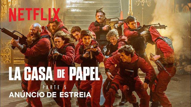 Del traileri i sezonit të fundit të La Casa de Papel (VIDEO)