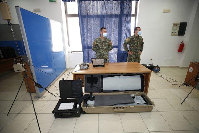 SHBA i dhuron Shqipërisë dronë super inteligjentë