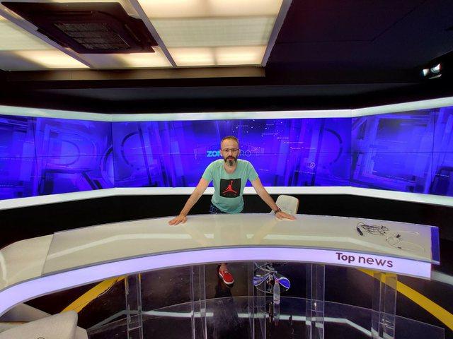 """Video/""""Zona Zero"""", emisioni më i ri informativ i Top News"""