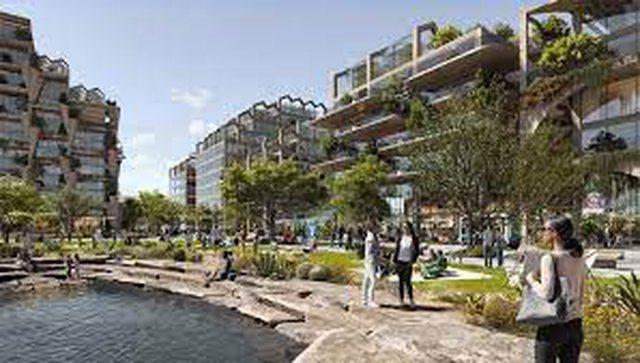 FOTO / Një qytet nga hiçi! Plani për një investim 400 mld