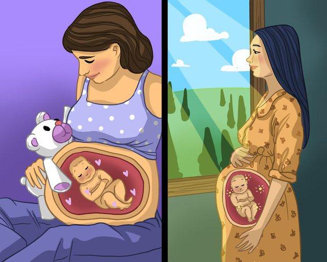 E thotë studimi i fundit: Foshnjat mësojnë që kur janë