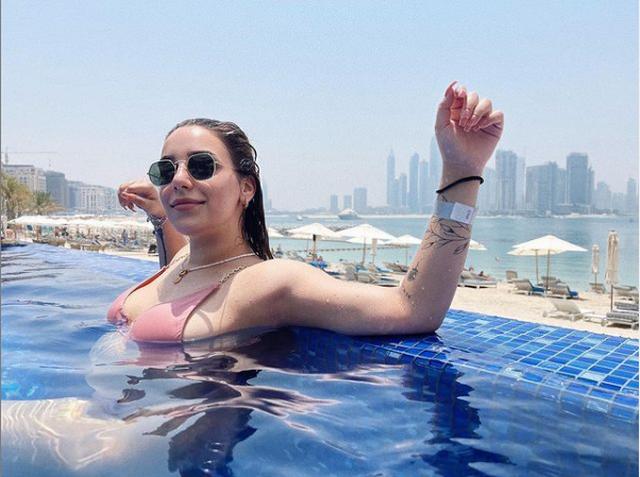 """""""Në Dubai shkova me lekët e mia""""/ Tea Trifoni habit:"""