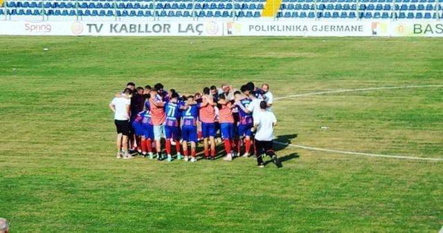 Spektakël në Laç e Tiranë / 14 gola në dy ndeshje
