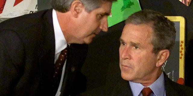 Dita kur George W. Bush u bë vërtet President