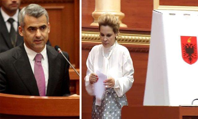 """Vota """"tradhtare"""" e opozitës për Lindita Nikollën!"""