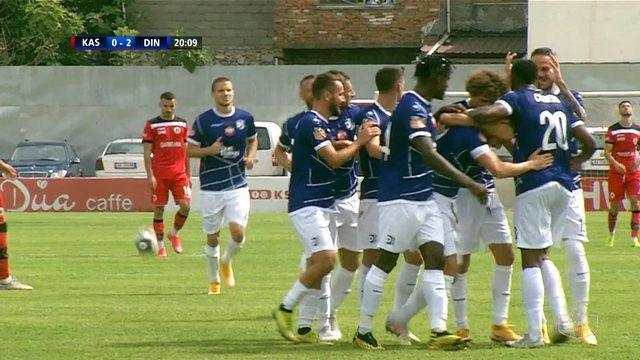 Dinamo në lartësinë e emrit / Trepikësh e argëtim