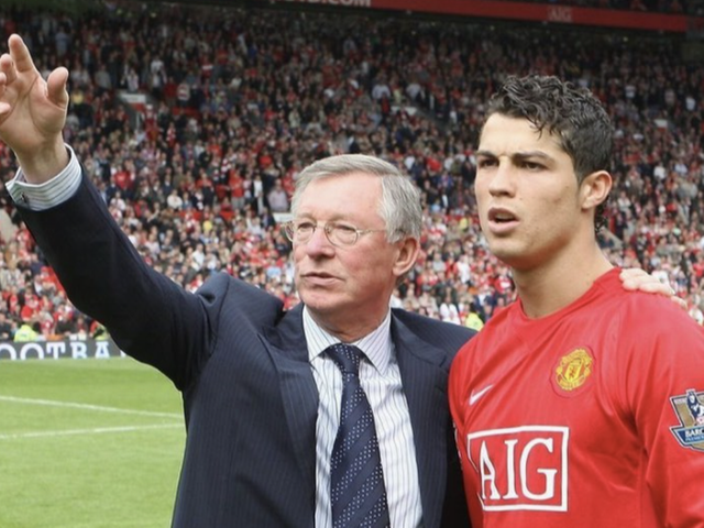 Ferguson tregon si e bindi Ronaldon të kthehej: S'e imagjinoja dot me
