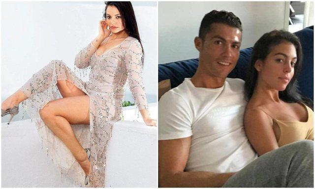 Tradhtoi Georgina-n? Modelja i zbulon të gjitha: I çova Ronaldos