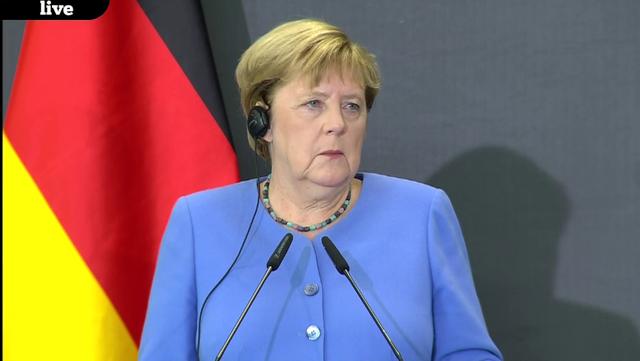 """""""Zemra ime rreh për këtë rajon""""! Merkel nga Tirana:"""