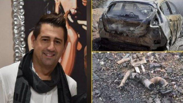 Merr fund misteri i trupit të djegur në makinë në Pukë,