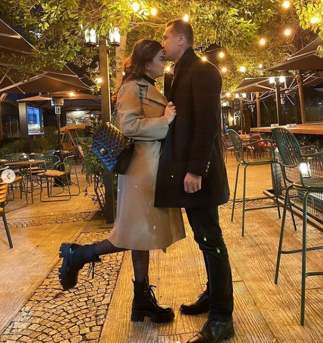 Tashmë dasma e Rudina Dembacajt me Mark Frrokun ka një datë/