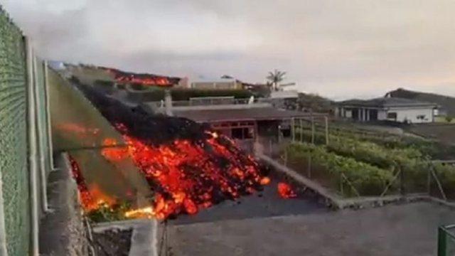 E pabesueshme/ Shikoni si llava përpin shtëpitë në Ishujt