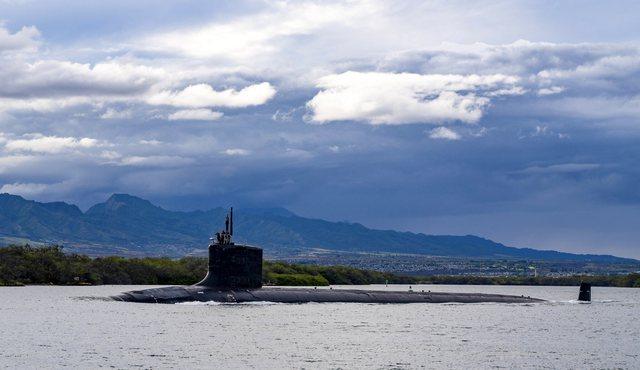 Marrëveshja për nëndetëset bërthamore me