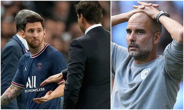 """Guardiola """"paralajmëron"""" Pochettino-n: Kujdes me Messi-n, ai nuk"""