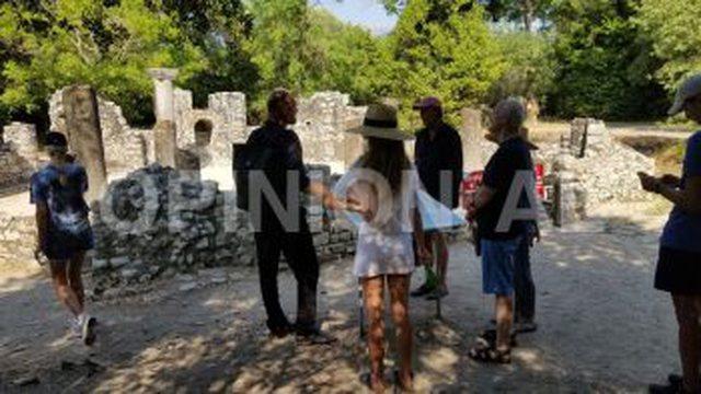 Vajza e Donald Trump vizitoi të gjithë bregdetin shqiptar me