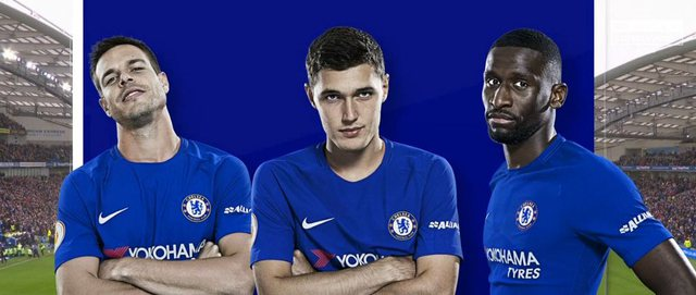 Mbrojtja shqetësim për Chelsea-n, 4 titullarë në vitin e