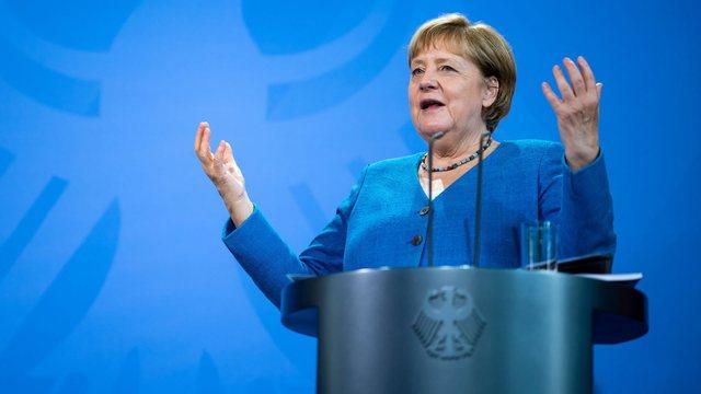 Merkel: Votoni për Armin Laschet që Gjermania të mbetet e