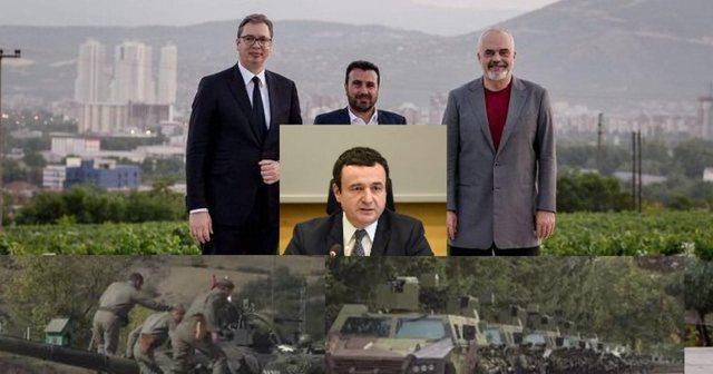 """Albin Kurti """"budall""""! A janë tanket pjesë e planit"""