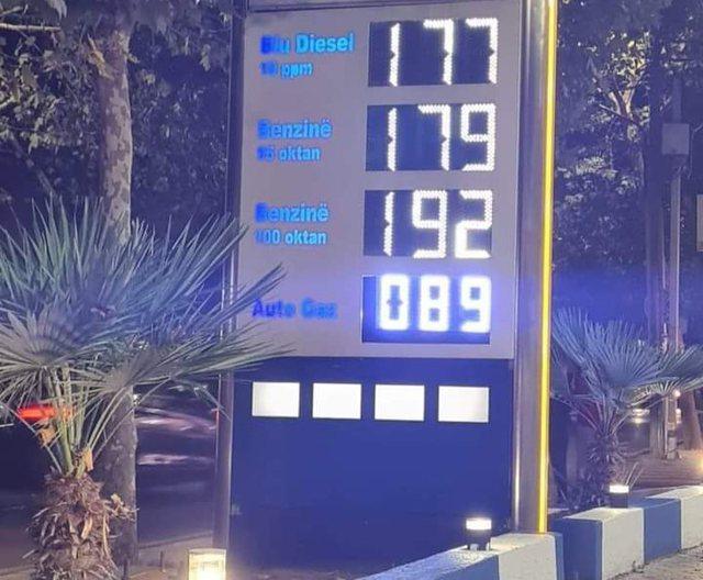 Pas kartelit të miellit, edhe karteli i karburanteve rrit çmimet