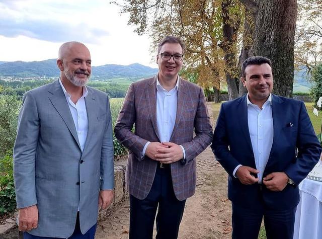 Prapaskenat/ Tensioni për targat, anuloi Open Balkan në Novi Sad: As