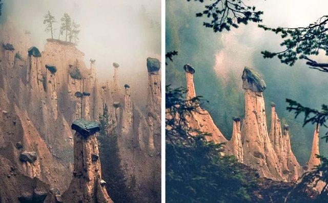 Bukuritë e rralla të krijuara nga natyra dhe jo nga