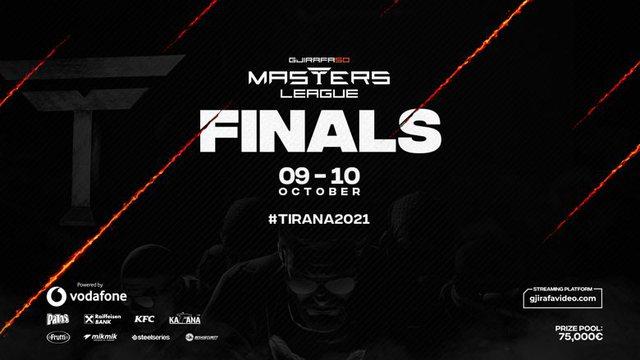 Këtë fundjavë, finalja e madhe e Gjirafa50 Masters League Tirana