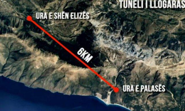 Dy kompani turke do të ndërtojnë tunelin e Llogarasë! Do