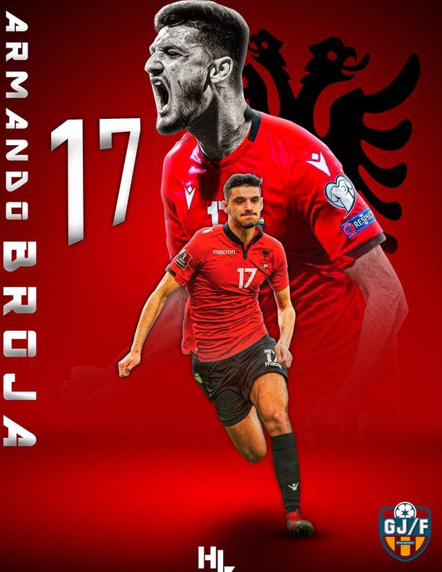 """""""Engjëlli""""i Shqipërisë erdhi nga stoli! Armando Broja,"""