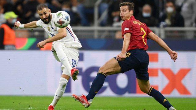 Franca fiton Ligën e Kombeve / Mposht në finale Spanjën