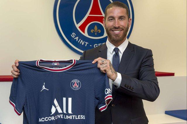 U transferua me bujë te PSG, Ramos drejt Man. United në këmbim