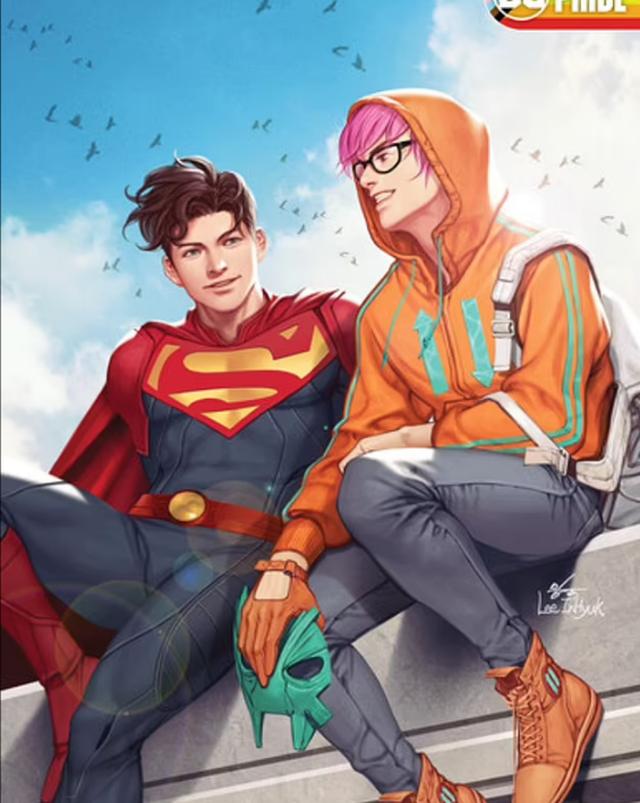 Ndodh e papritura/ Superman do të dalë si biseksual në numrin e