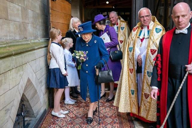 Elizabeth II po ndjen lodhjen e moshës?